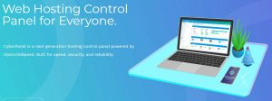 CyberPanel vps control panel