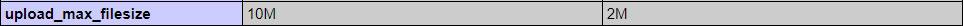 Fix masalah upload_max_filesize